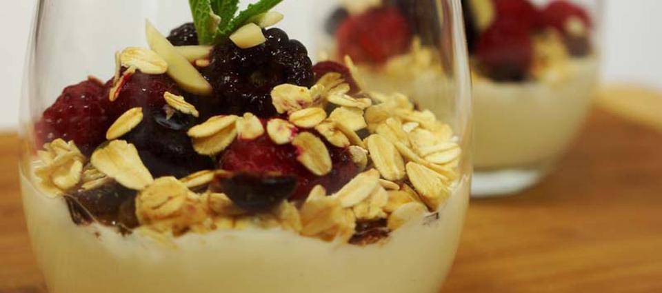 Health Food Co Monster Berry Muesli